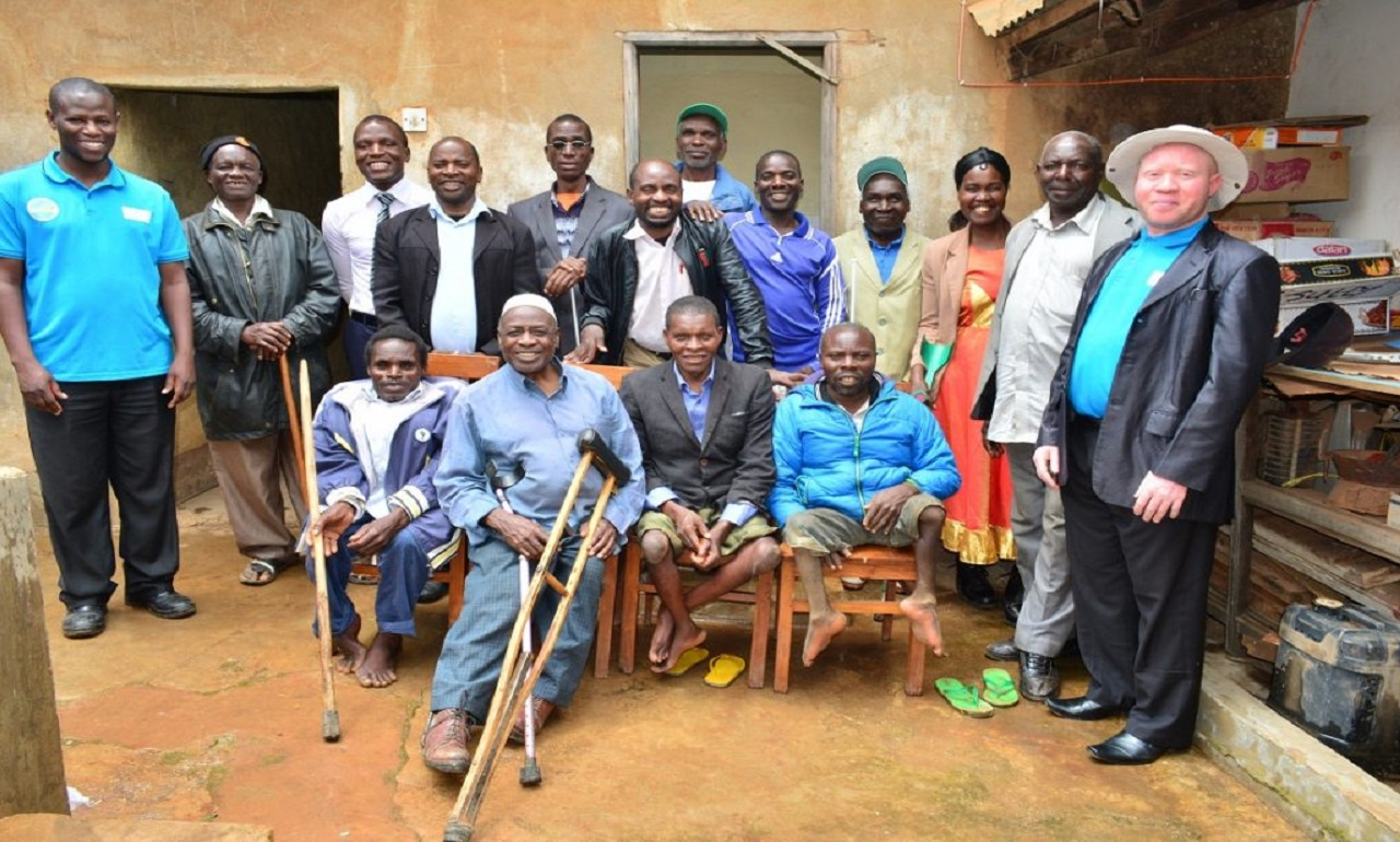 SHIPO Works with People with Disabilities